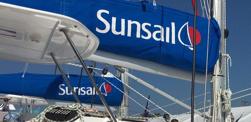 Sunsail boat show