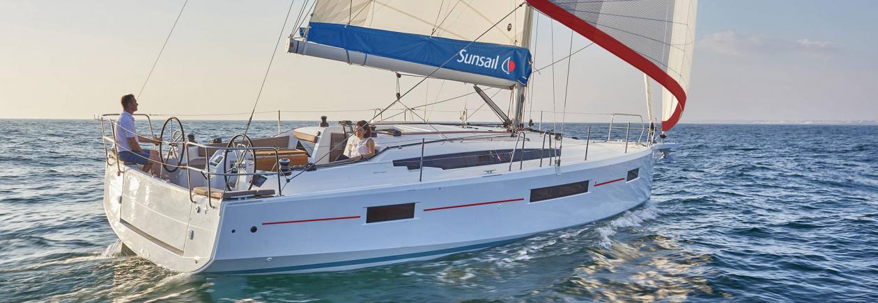 Sunsail 41.0 Monohull